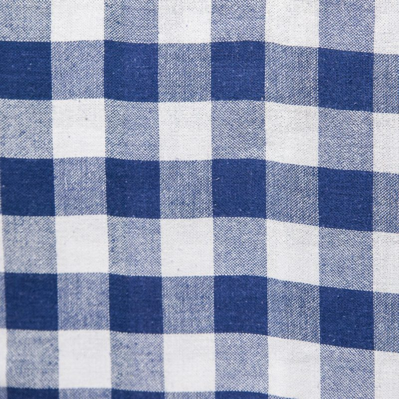 Delicieux ... White/Blue U0026 White Check Tablecloth. ; 