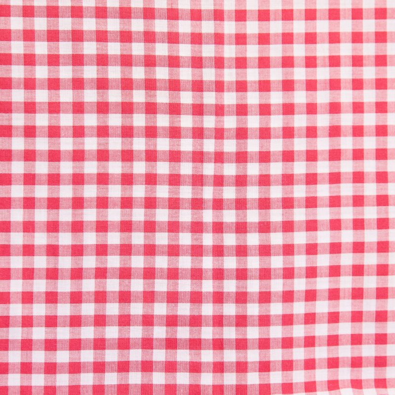 Red White Check Tablecloth Simmons Linen Hire